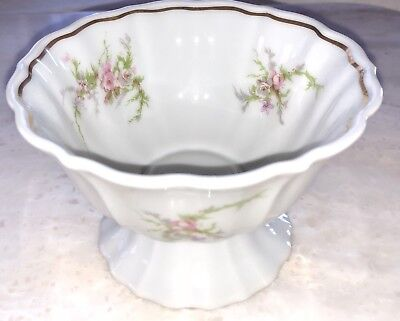 Vintage Haviland Limoges France Footed Small Bowl