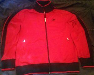 Nike Track Jacket - Large