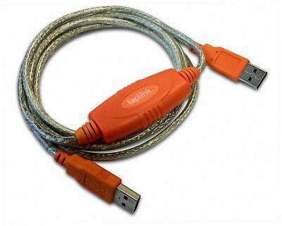 Laplink USB 2.0 High-Speed Transferkabel für PCmover