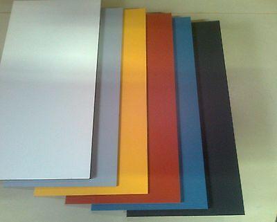 8,0 mm  verschiedene Größen und Farben Sonderaktion - Platte (Farbe Papier Platten)