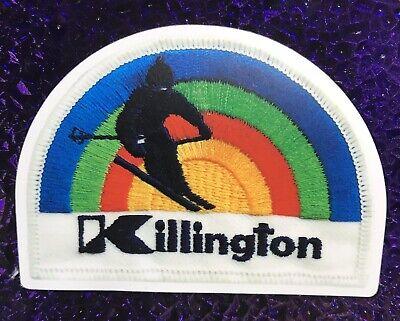 decal From Vintage Patch Ima Killington Vermont Resort Ski Snowboard sticker