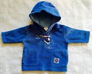 Boys Size 000 Hoodie Fleece Jumper Helicopter Pattern EUC Target Canning Vale Canning Area Preview