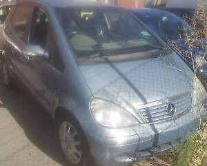 2004 Mercedes-Benz A160 Hatchback Wangara Wanneroo Area Preview
