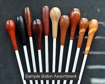 Music Conductor's Baton Assortment : Ten different with Gift Boxes!