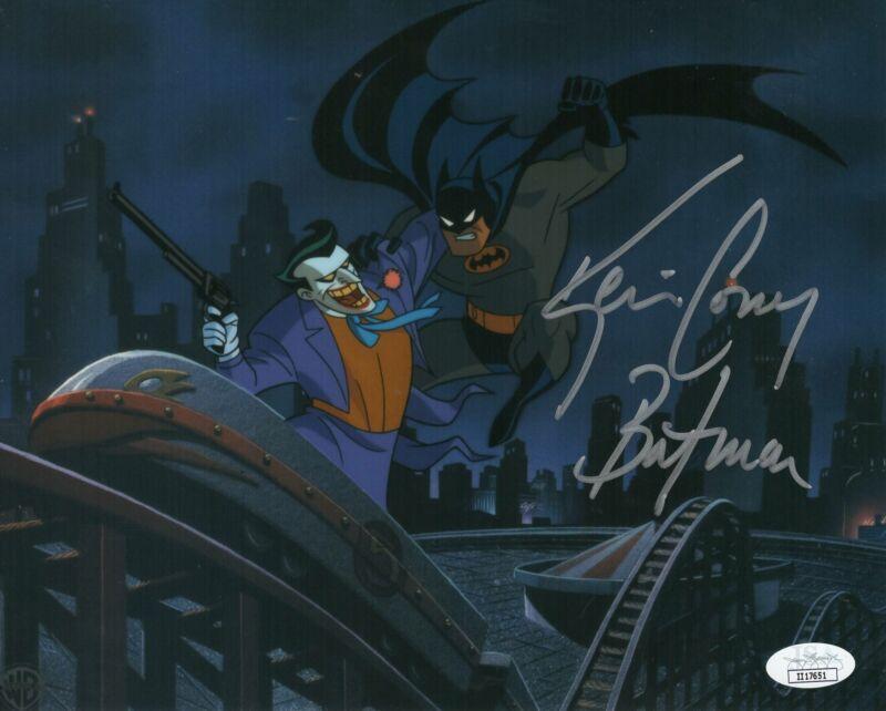 Kevin Conroy Signed Autograph 8x10 Photo Batman Animated Series JSA COA Z6