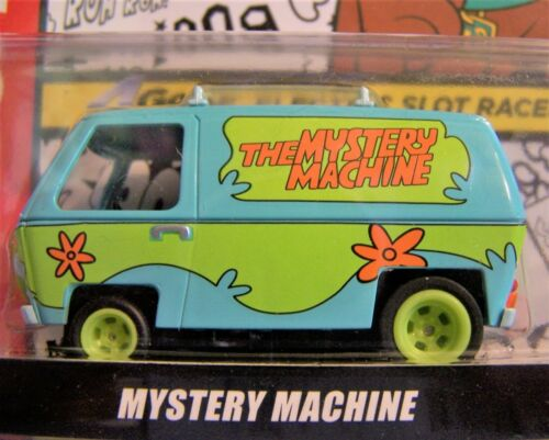 Silver Screen Scooby Doo The Mystery Machine HO slot car 4 Gear R31 AW