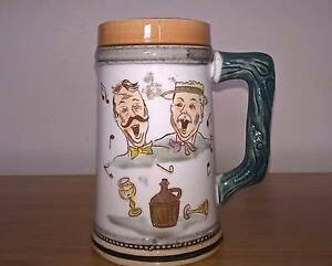 Vintage Beer Stein – Japan Golden Grove Tea Tree Gully Area Preview