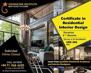 Online Course In Residential Interior 1 1 47 2 Months Part Time Course Tutoring Gumtree Australia Adelaide City Adelaide Cbd 1250594761
