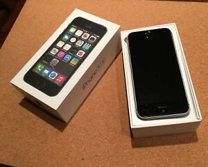 iPhone 5S, 32GB, unlocked, excellent condition $185 o.b.o.