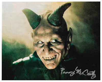 Signed 10x8 - STAR WARS A New Hope - Penny McCarthy as Devil - RARE