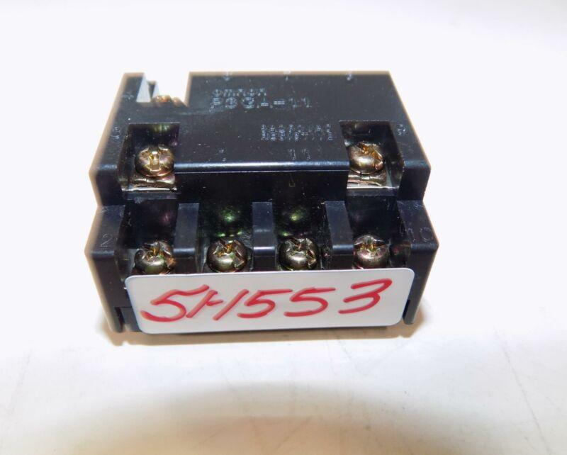 OMRON RELAY SOCKET BASE P3GA-11