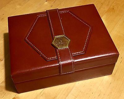 """ROLEX Vintage Watch Box Oyster Quartz 1970""""s Datejust Day-Date DAYDATE Original"""