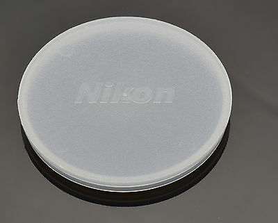 Nikon White Camera Body Cap AF D3 D4 D40 D60 D100 D200 D700 D3000 D5000 (#1964) for sale  Shipping to Canada