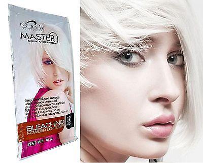 Original100% Hair Bleaching Dye Color Lightener Lightening Powder White Best