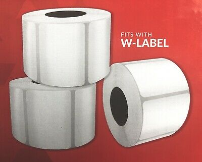Blank Thermal Label For Torrey Lsqwls Scale-10 Roll1500 Label Per Roll