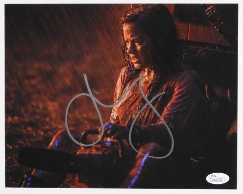 Jane Levy Evil Dead JSA signed autograph 8 x 10 Photo