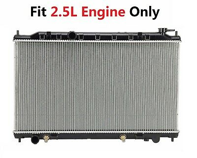 RADIATOR 2414 Fit 2002 2006 NISSAN ALTIMA 25 L4 ONLY
