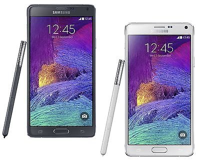 Samsung Note 4 32Gb Sprint Boost Mobile Ting Net10 Freedompop Phone New In Box