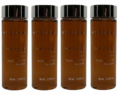Anne Semonin Shampoo lot of 4 each 2.7oz Bottles.Total of 10.8oz