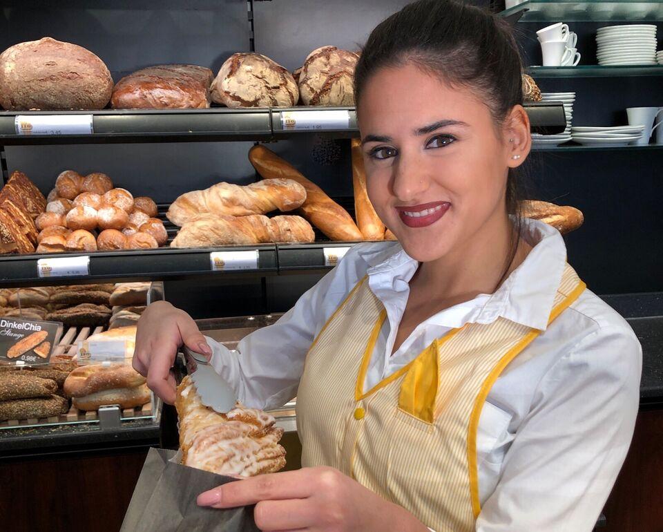 Verkäuferin für Bäckerei in Simmerath (m/w/d) in Simmerath