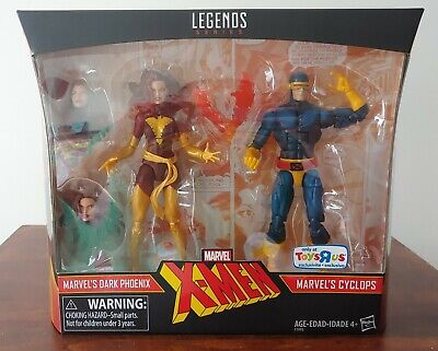 Marvel Legends X-Men Dark Phoenix & Cyclops - Toys R Us 2-Pack New