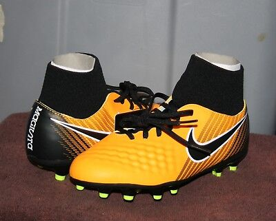 a305da88ed7 Youth - Youth Soccer Cleats Yellow - 6 - Trainers4Me