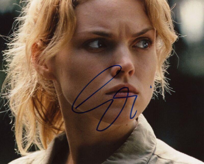 "Erin Richards ""Open Grave"" AUTOGRAPH Signed 8x10 Photo"