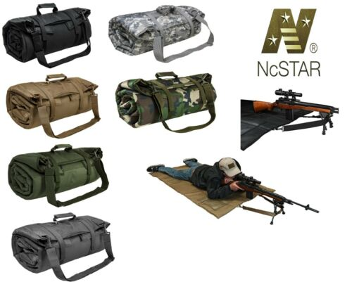 NcSTAR Heavy Duty Padded Roll Up Shooting Mat Hunting Tactical Range Gear