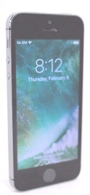 Apple iPhone 5s - 16GB - Space Gray (T-Mobile) Smartphone 15-1F