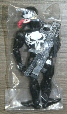 Marvel Legends Unlimited Exclusive Venomized Punisher Figure New In -