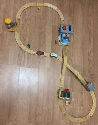 Thomas & Friends Wooden Railway Tracks Trains Bridges Sodor Car Wash Windmill