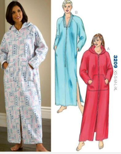 K3209 Sewing Pattern Kwik Sew 3209 Misses