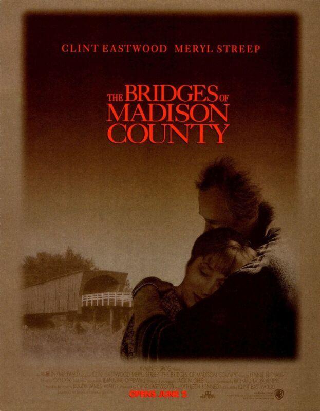 The Bridges of Madison County - soundtrack cassette tape