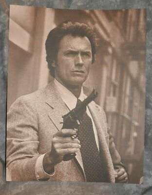 Clint Eastwood Heavy Stock Photo 11