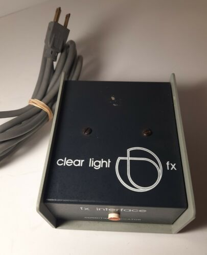 Clear Light FX Interface Condition Indicator - $30.00