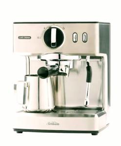 Sunbeam cafe espresso machine gumtree australia free local classifieds fandeluxe Image collections