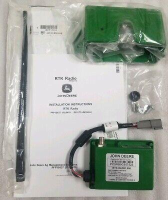 John Deere Part Pfa10510 Rtk Radio Bpf10942 Kit 900 Mhz Greenstar Ams Guidance
