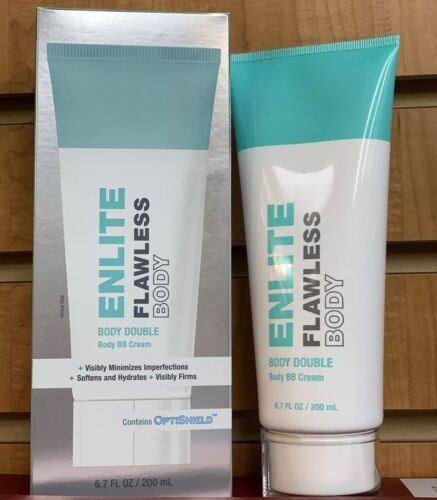 Enlite Flawless Body Double Body BB Cream 6.7 Ounce