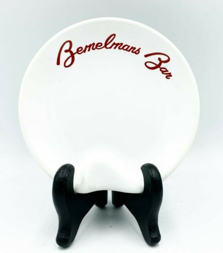 Rare New Iconic Bemelmans Bar The Carlyle Hotel New York NYC Ashtray Dish Gift