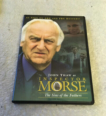 Inspector Morse - Sins of the Fathers, Good DVD, David Baukham, Maureen (Inspector Morse The Sins Of The Fathers)