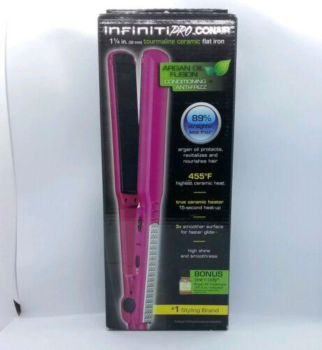 Conair CS76 Infiniti- R Pro 1 .25 in. Oil Argan Hair Straigh