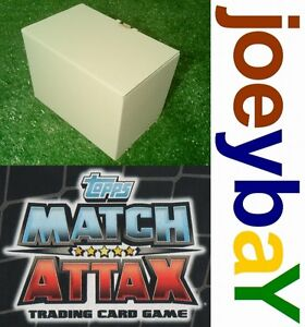 COMPLETE SET ALL 320 MATCH ATTAX 11/12 BASE 300 CARDS 20 MANAGERS & REFEREE 321