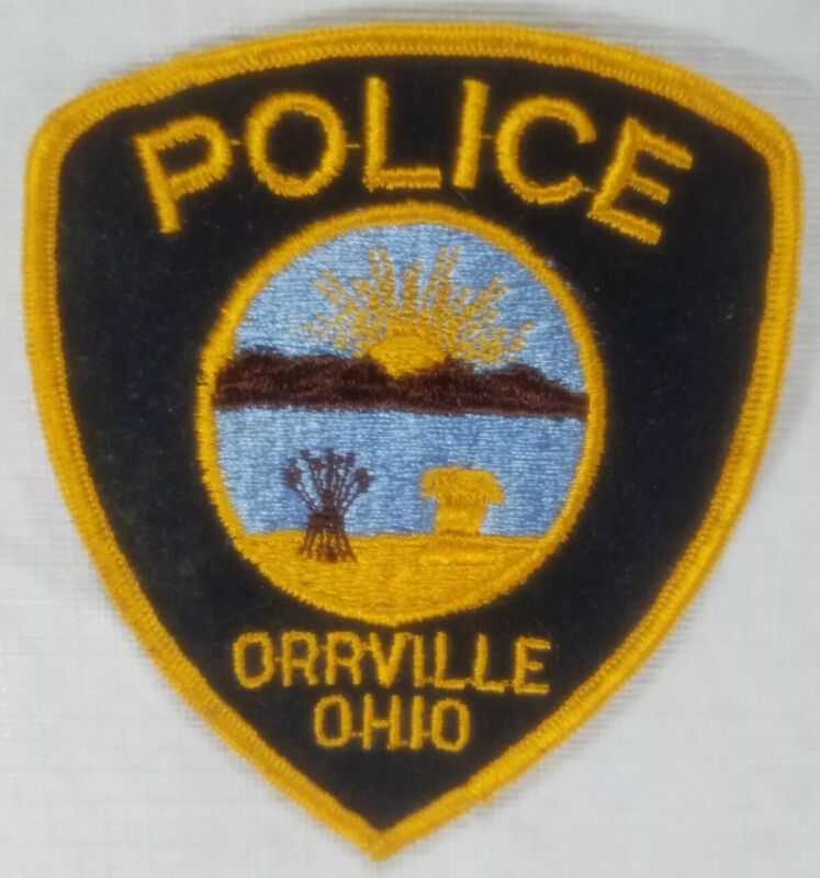 Orrville, Ohio Police Department Patch