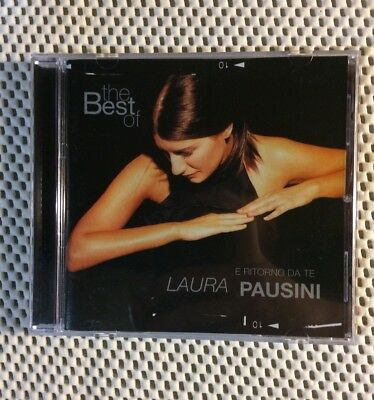 The Best of Laura Pausini: E Ritorno Da Te by Laura Pausini (CD,