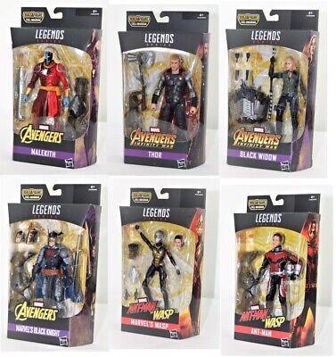 r, Black Widow, Wasp,Black Night, Malekith, Legends, Infinit (Avengers Black Widow)