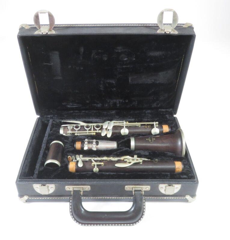 Noblet Paris Wooden Clarinet w/ Hardcase *VINTAGE*