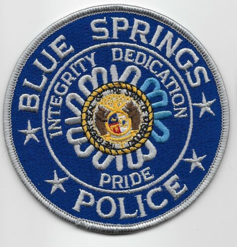 Blue Springs Police State Missouri MO
