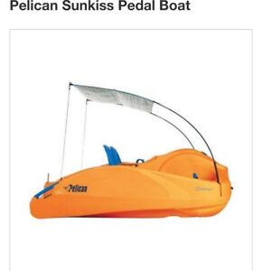 Pelican Sunkiss Pedal Boat