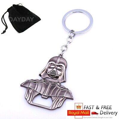 Star Wars darth vader Metal Keychain Keyring Key Collection bottle opener