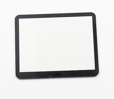 New Outer TFT LCD Screen Display Window Glass  +Tape for Canon EOS 5D Mark (Lcd Screen Windows)